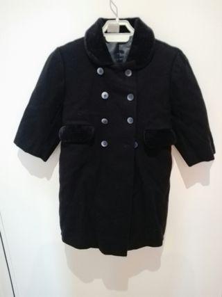 abrigo niña talla 5