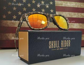 Gafas de sol. Digital Camo Lava. Polarizadas