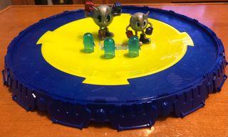 PAC-MAN spin arena