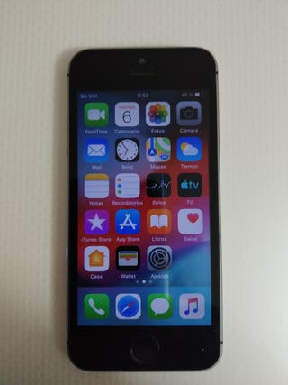 iPhone 5s - 16Gb - Gris Espacial