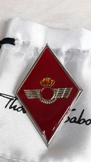 Insignias militares.