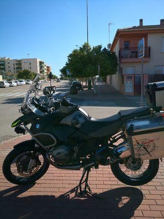 Vendo BMW Gs Adventure 1200 2012. Murcia