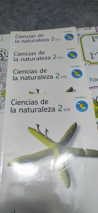 Ciencias de la naturaleza 2°ESO