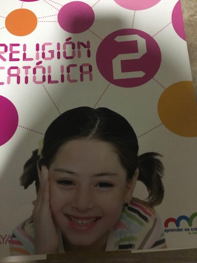 Religión católica segundo primaría