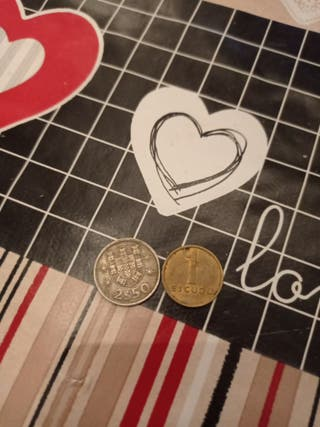 monedas de Portugal