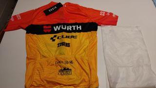 maillot ciclista GOBIK xl nuevo