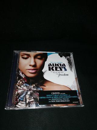 CD y DVD Alicia keys