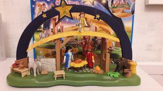 Belén con LUZ Playmobil Referencia 9494