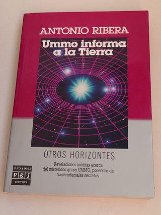 Ummo Informa a la Tierra / Antonio Ribera / P&J