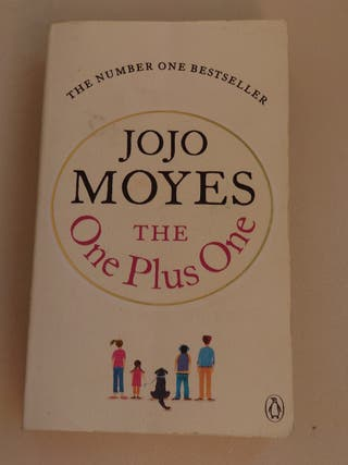 Jojo Moyes / The One Plus One! De Regalo