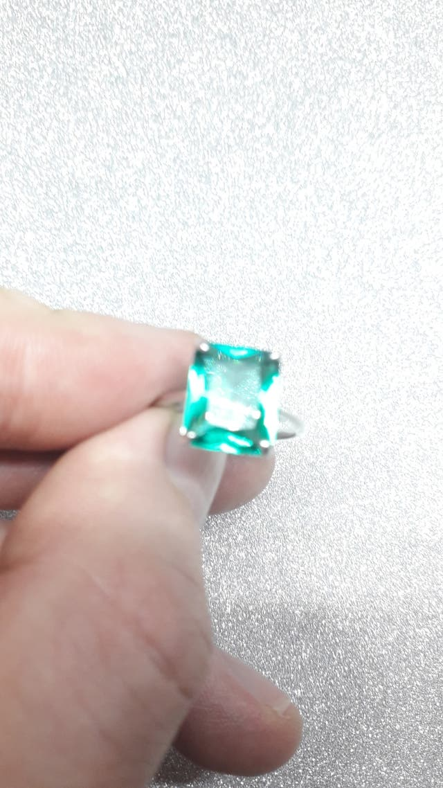 Diaspore Sultanite Gemstone Nano Emerald