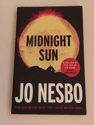 Jo Nesbo / Midnight Sun / De Regalo!