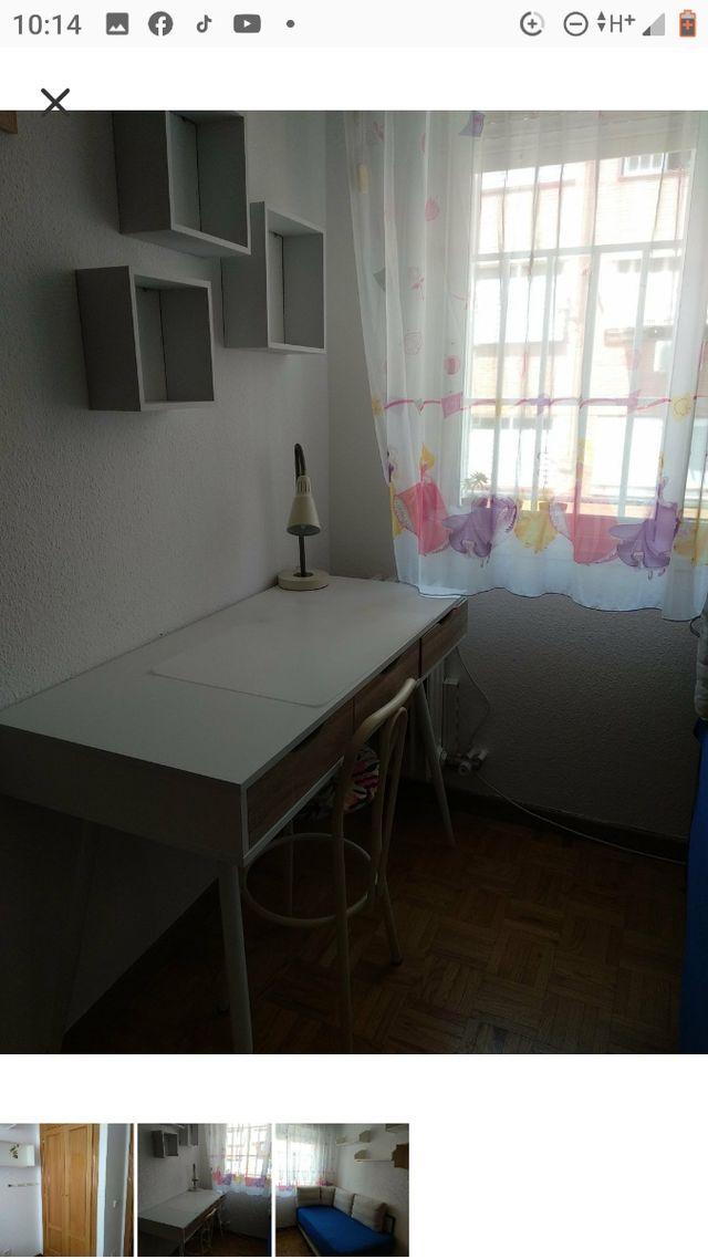 habitación en alquiler (Medina del Campo, Valladolid)