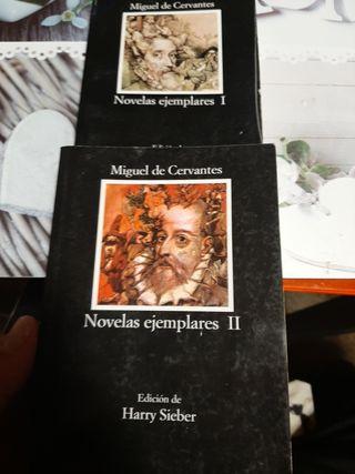 novelas ejemplares I y II