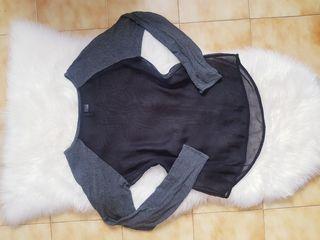 camiseta h&m S