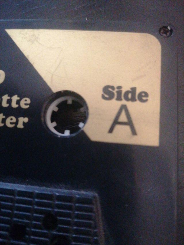 Adaptador de cassette a mini jack