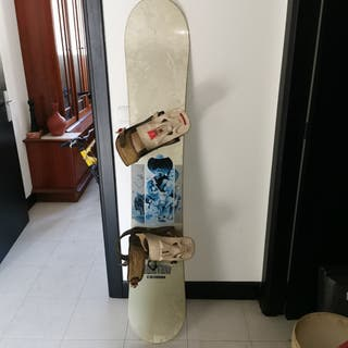 tabla snow burton custom one