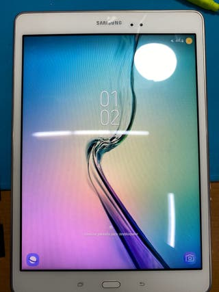 Reparación tablet Samsung