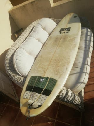 tabla surf, 5,9 x31 litros, ball rapid