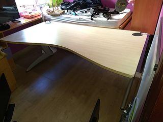 mesa oficina profesional Steelcase