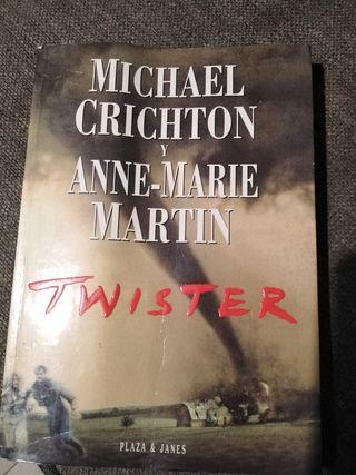 twister novela