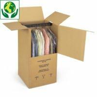 Cajas de carton armario