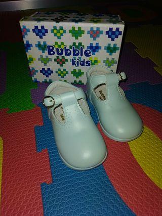 zapato bebe n°22