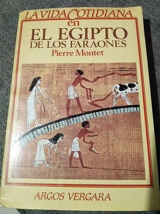 la vida cotidiana en el Egipto de los faraones