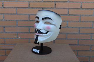 Máscara V de Vendetta / Anonymous