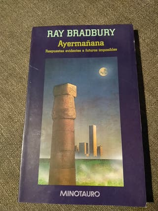 Ayer mañana Ray Bradbury