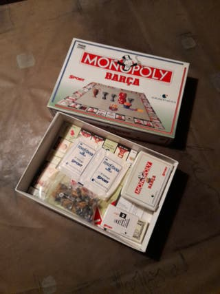 Monopoly del Barça