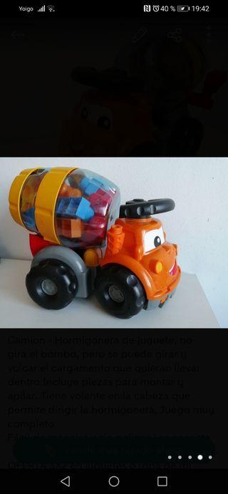Camion - Hormigonera