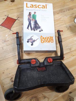 Patinete para carrito. Lascal- buggy board mini: