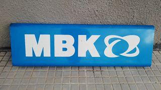 Chapa MBK