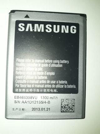 Bateria samsung 1300 mah
