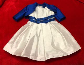 Precioso vestido Alta Costura Ideal Eventos