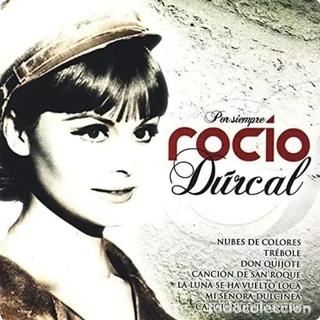 CD. ROCIO DURCAL. POR SIEMPRE
