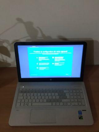 Portatil HP ENVY 17 notebook i7 1tb d. duro, 8ram.