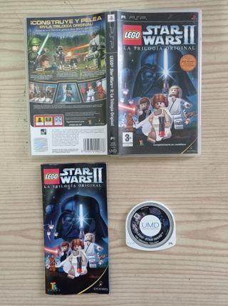 Juego Sony PSP LEGO Star Wars II - La Trilogia Ori