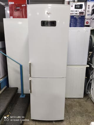 nevera combi whirlpool A+ no Frost