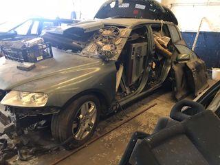 Despiece Volkswagen touareg gasolina