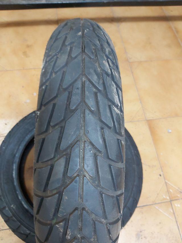 neumáticos pit bike