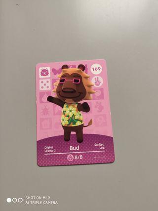 tarjeta animal crossing n° 169