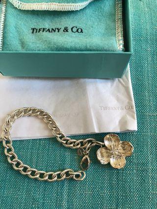 Pulsera de plata de Tiffany & Co edición esp