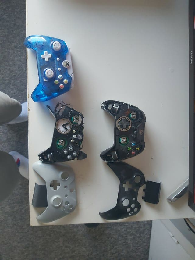 xbox one controllers spear and repairs