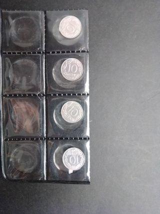 moneda 10 céntimos peseta 1959