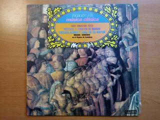 Vinilo Bach 1972