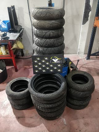 neumáticos de scooter