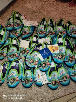 pantofa de Toy Story con luces