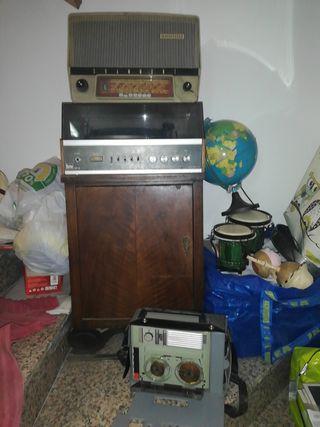 radio... toca discos... grabadora... vintage... ol